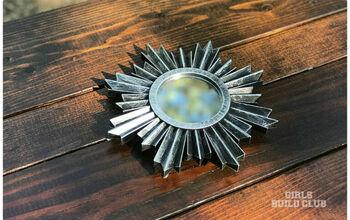 Secret Stash Mirror- Dollar Store DIY