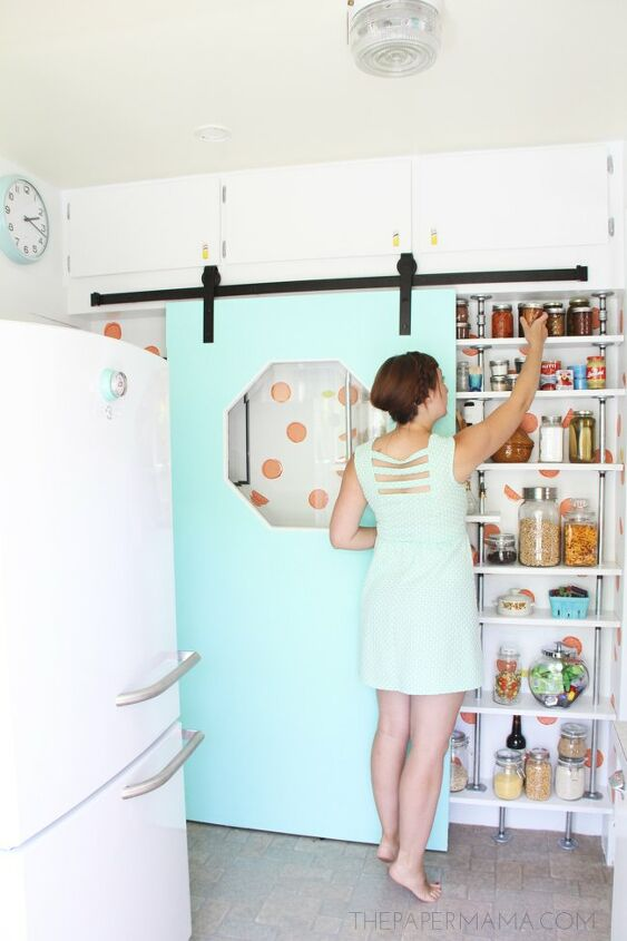 s 13 additions to make your kitchen the favorite room in the house, Hand stamped citrus wall