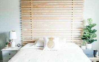 Accent Wall + Headboard
