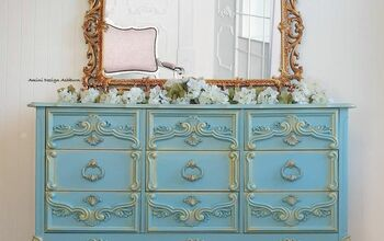 Bedroom Set Makeover Fit For a Princess