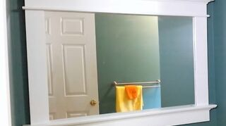 q bathroom mirror