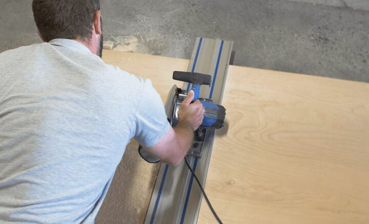 Breaking Down Plywood