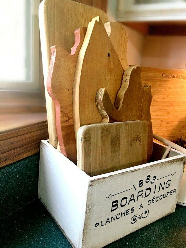 farmhouse box diy