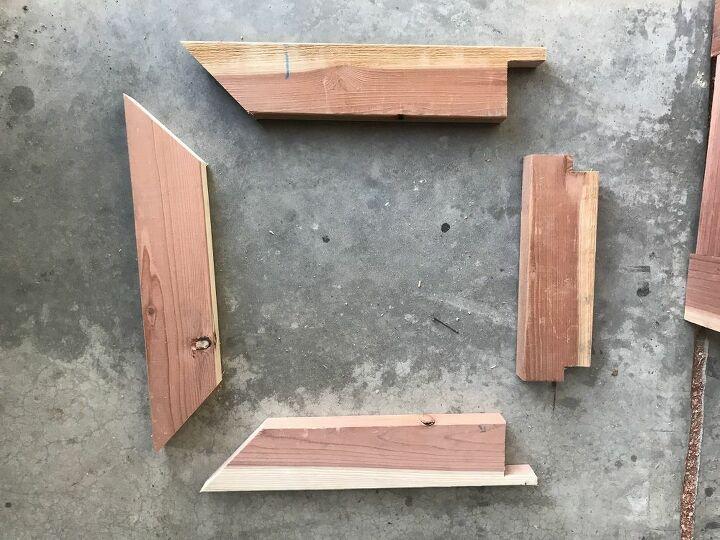 diy planter box bench seat