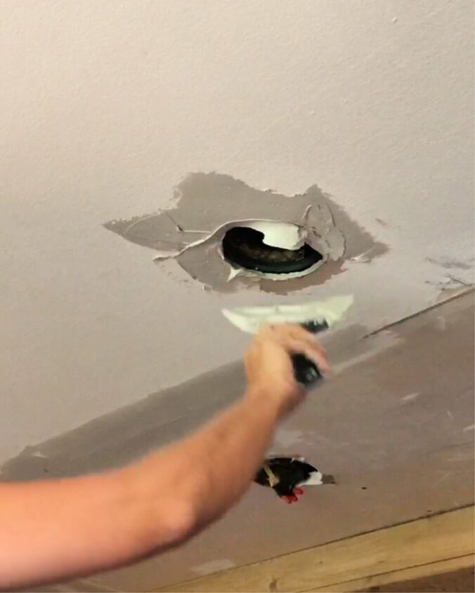 the easiest drywall patch
