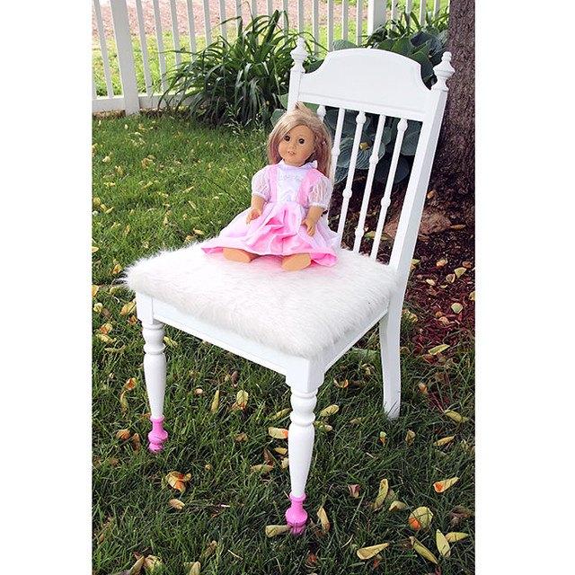 child s desk chair revamp