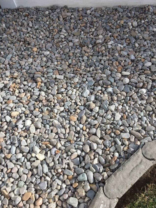 Sealed rock
