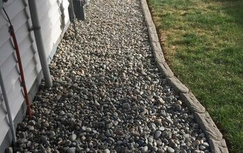 Replaced Some Lawn With a Rock Garden