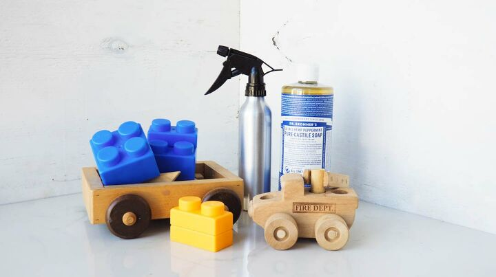 s 14 all natural soaps sprays cleaning supplies, All Natural Toy Cleaner