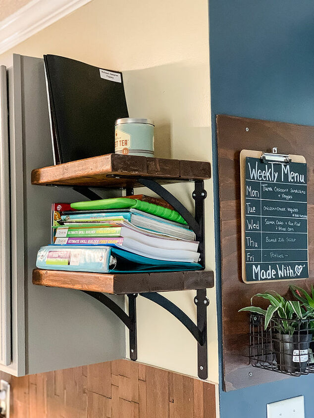 how to make wall shelves from 2x4 s