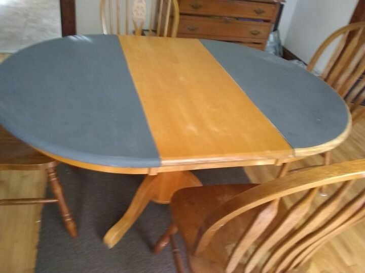 q how would you paint this table