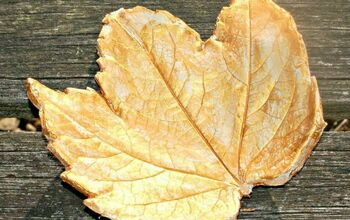 How to Make Beautiful Air-dried Clay Leaves