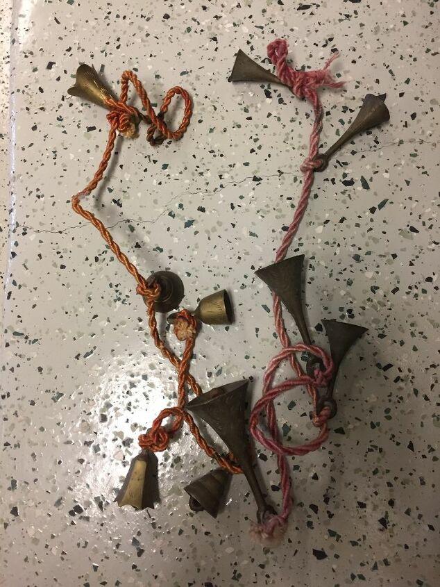 Before - Original bells