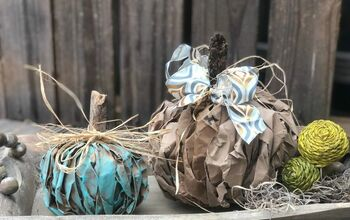 Lunch Bag Teal Pumpkin Project!