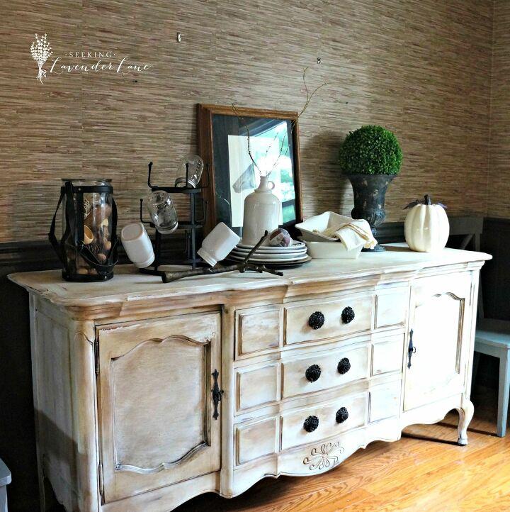 s dining room furniture, 3 Distressed Antique Dining Room Furniture