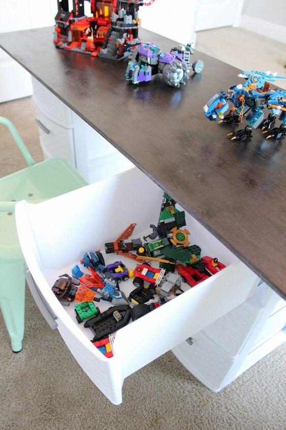 s storage ideas, 4 Tabletop Toy Storage Ideas