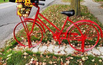 Bicycle Mailbox Walkway