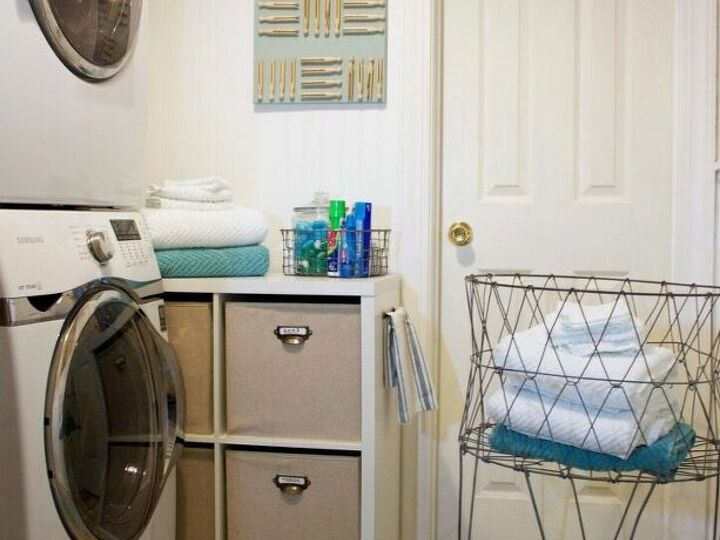 The 15 Best Laundry Room Storage Solutions You Need to Try