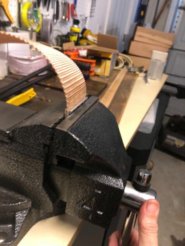 glider webbing repair
