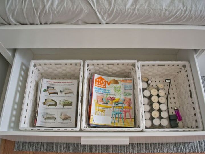 11 Bedroom Organization Ideas to Help You Create a Relaxing Space