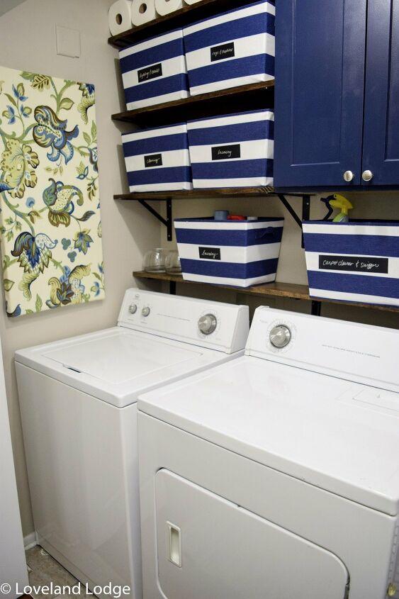 s laundry room closet, 3 Modern Farmhouse Laundry Room Closet Ideas