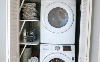 Keep Things Organized With These Laundry Room Closet Ideas