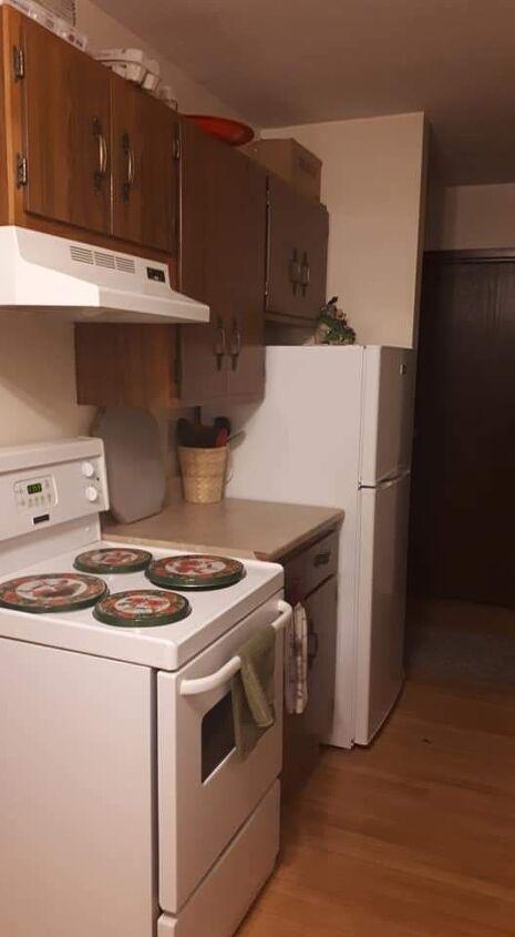 q need cheap easy way to brighten up my kitchen