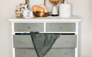 Farm House Dresser DIY -Country Chic Chalk Paint