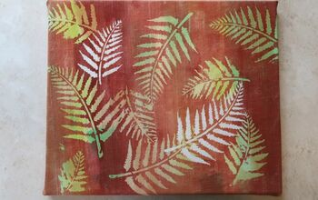 How To Make Batik Art Using A Glue Stick