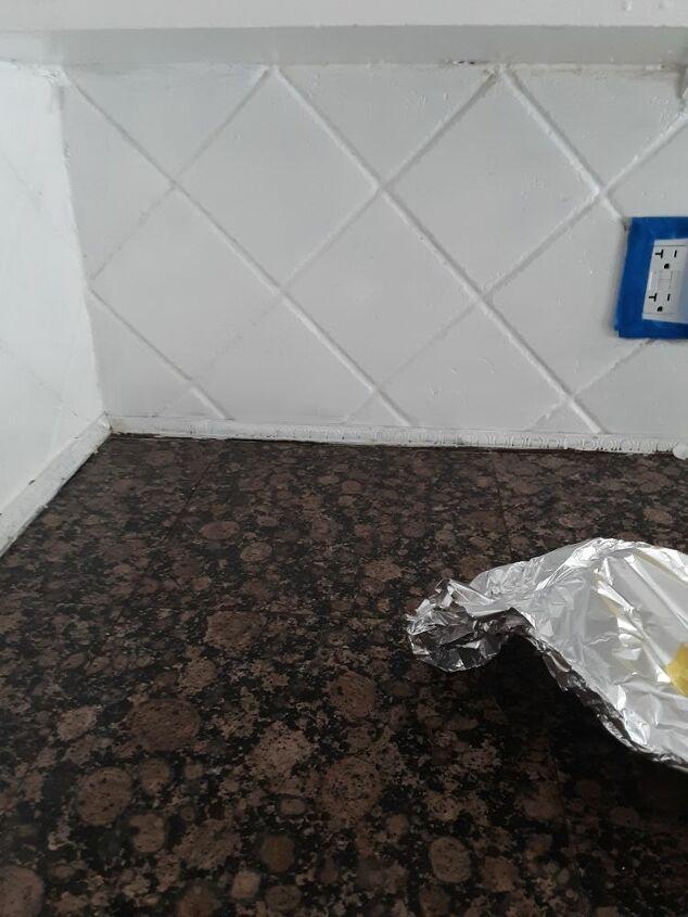 q updating kitchen