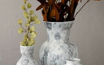 DIY Pottery Barn Inspired Vases