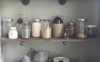 Wall Pantry Storage Solution