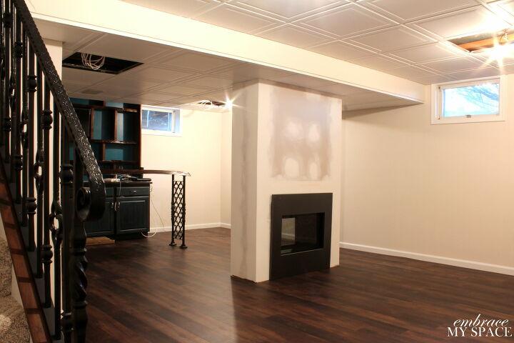 hardwood basement floor ideas