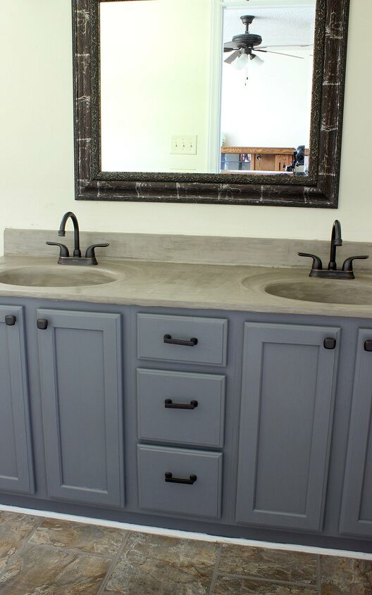 s bathroom cabinets, 2 All In One Oak Bathroom Cabinet Paint