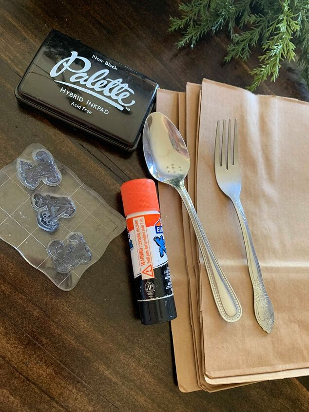 how to make and easy diy silverware pocket