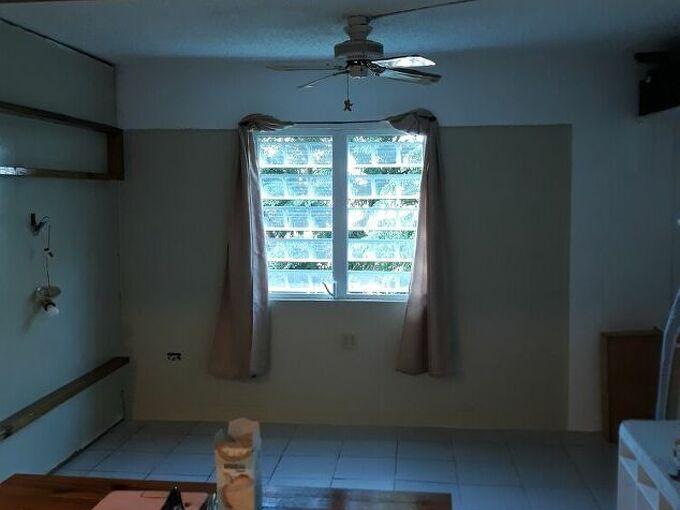 q como convierto este espacio en una sala para tv