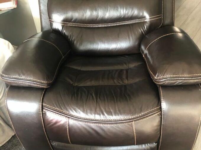 q recliner cover