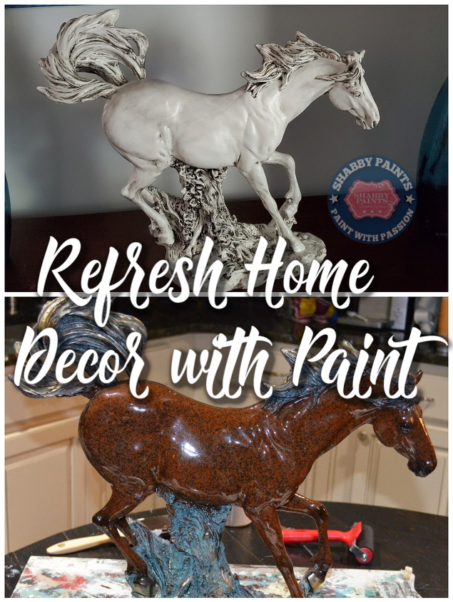 refresh your home decor with paint
