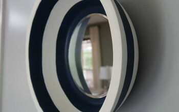Nautical Salad Bowl Mirror
