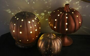 How to Make DIY Luminary Pumpkin Lanterns
