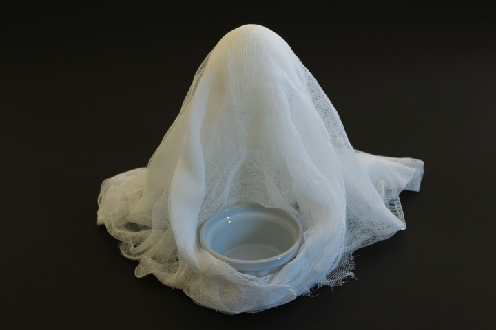 cheesecloth halloween ghosts