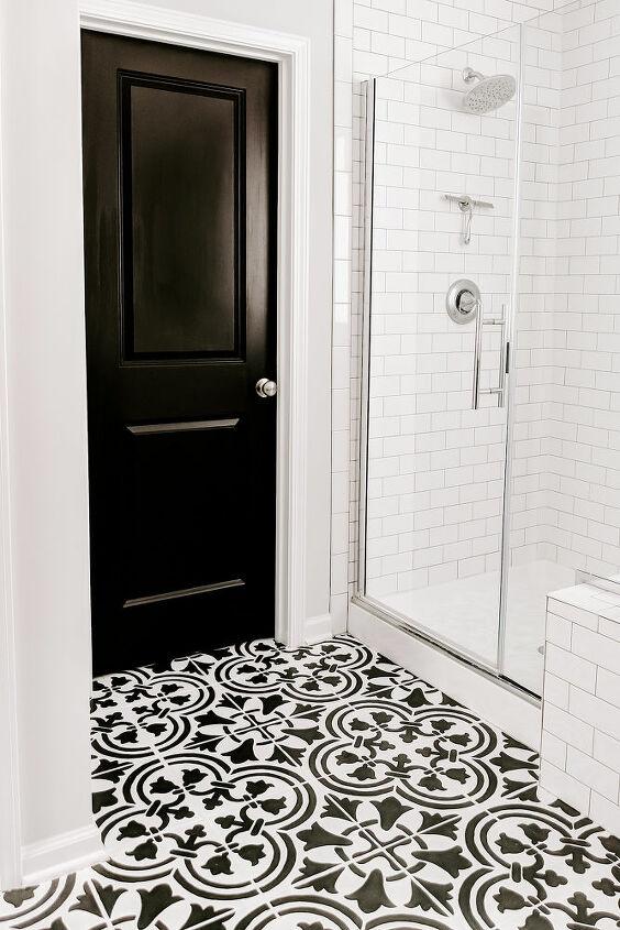 diy painted floors