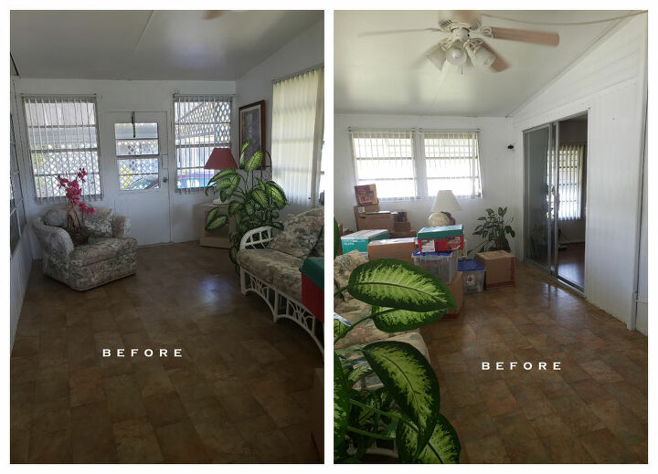 how to diy florida room mudroom remodeling in budget