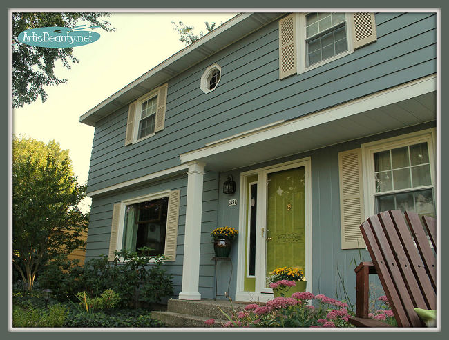 Exterior Home Paint Colors (Art is Beauty)