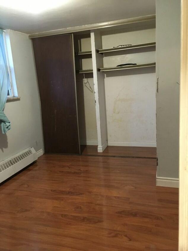q hanging closet