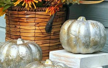 Easy Marbled Pumpkins