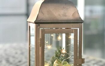 Beautiful Succulent Lantern