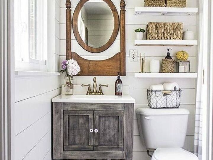 Transform a Boring Bathroom Sink With These Exciting Designs
