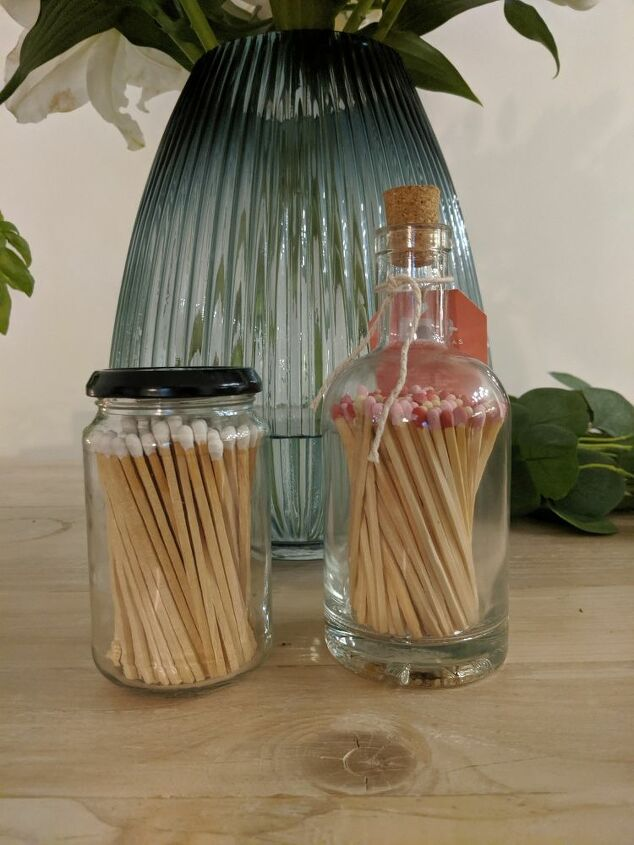 get this seasons trend how to turn a jar into a home accessorie