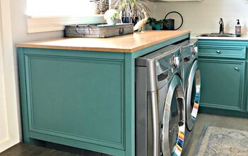 How to Build a Wood Laundry Table